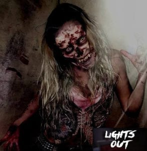 City Of The Dead Haunted House Lights Out Zombie Denver