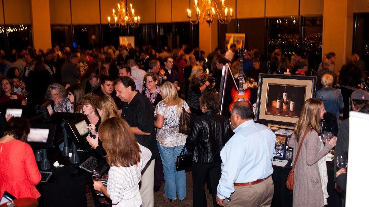 Denver International Wine Festival Colorado