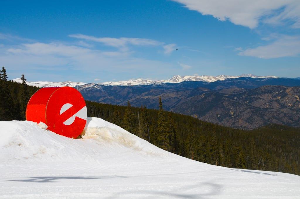 Echo Mountain in CO