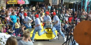Emma Crawford Coffin Races Manitou Springs Colorado