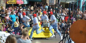 Emma Crawford Coffin Races Manitou Springs Colorado