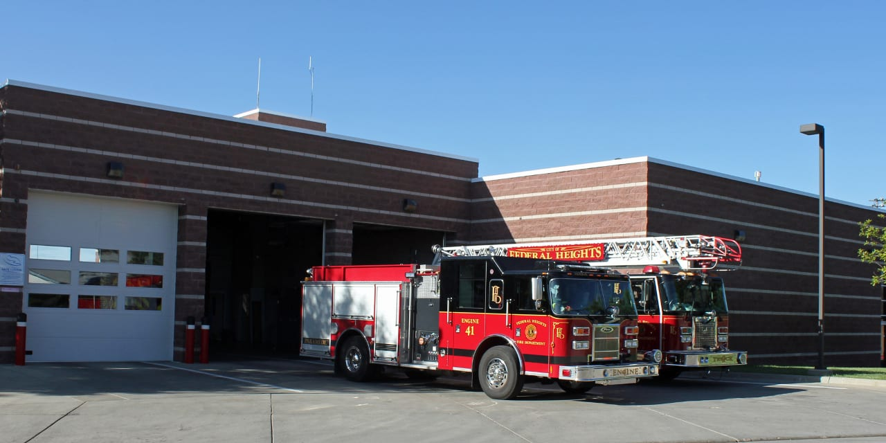 Federal Heights Fire Department Colorado