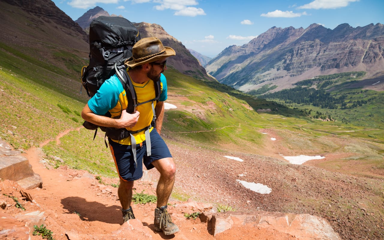 Four Pass Loop Aspen Hiker Backpack
