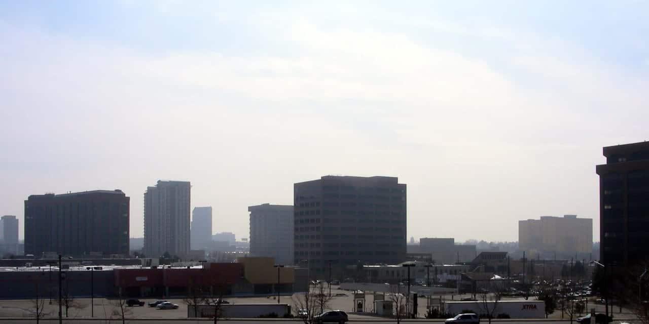 Glendale Colorado City Skyline
