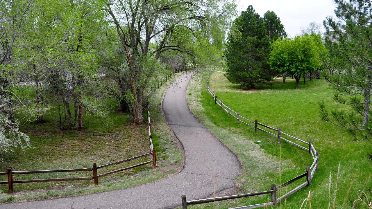Westlands Park Trail Greenwood Village Colorado