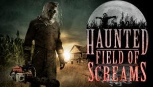 Haunted Field of Screams Logo Thorton