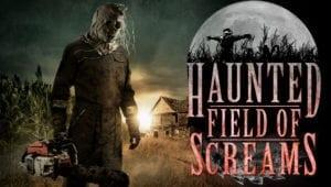 Haunted Field of Screams Logo Thorton