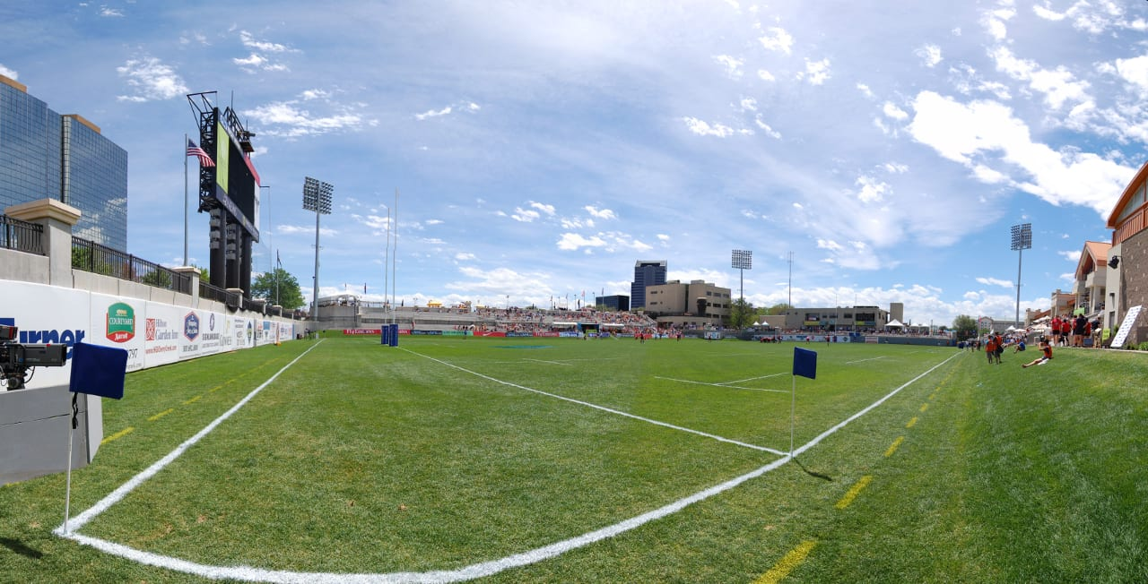 Infinity Park Rugby Glendale Colorado