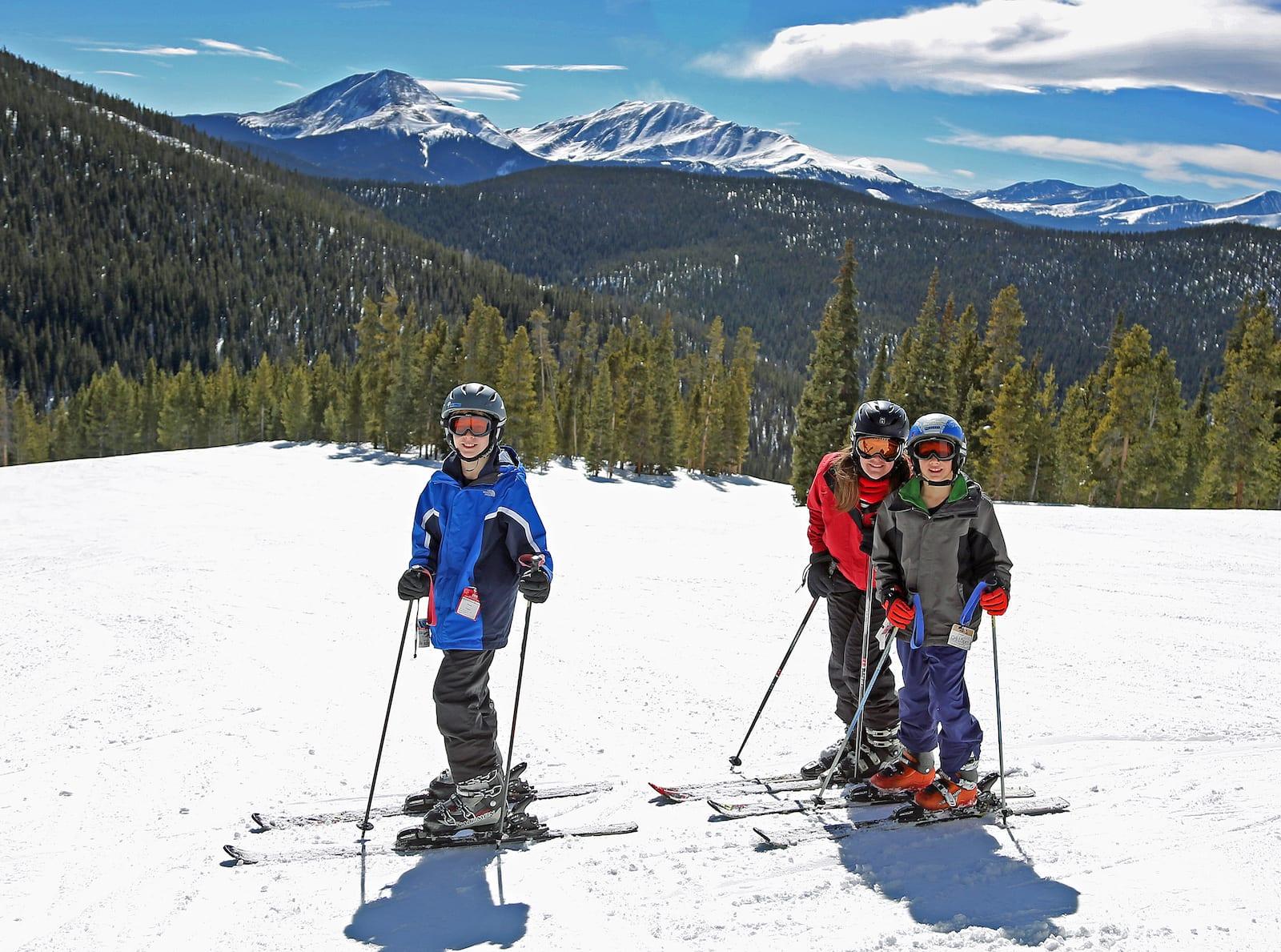Keystone Ski, CO