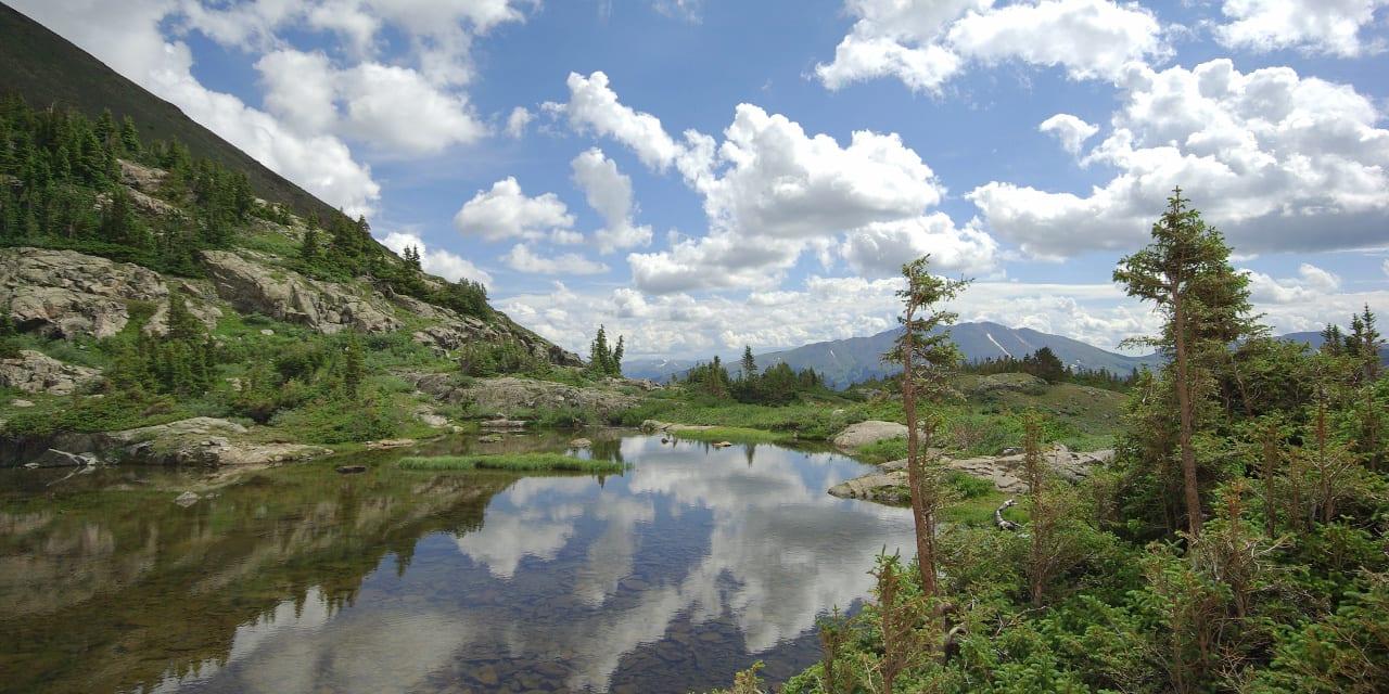 Mohawk Lake Blue River Colorado