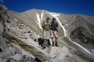 Mount Princeton CO Hiking Partners