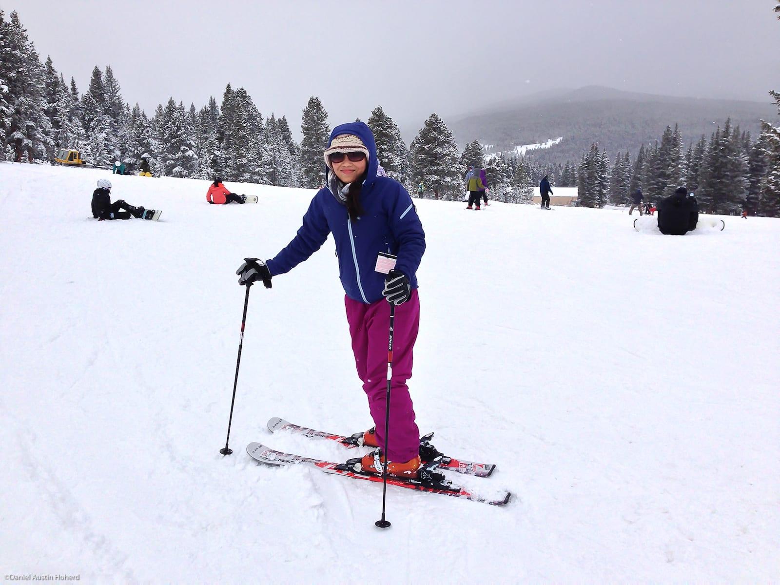 Ski Cooper, CO