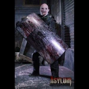 Asylum Haunted House Zombie Soldier Denver