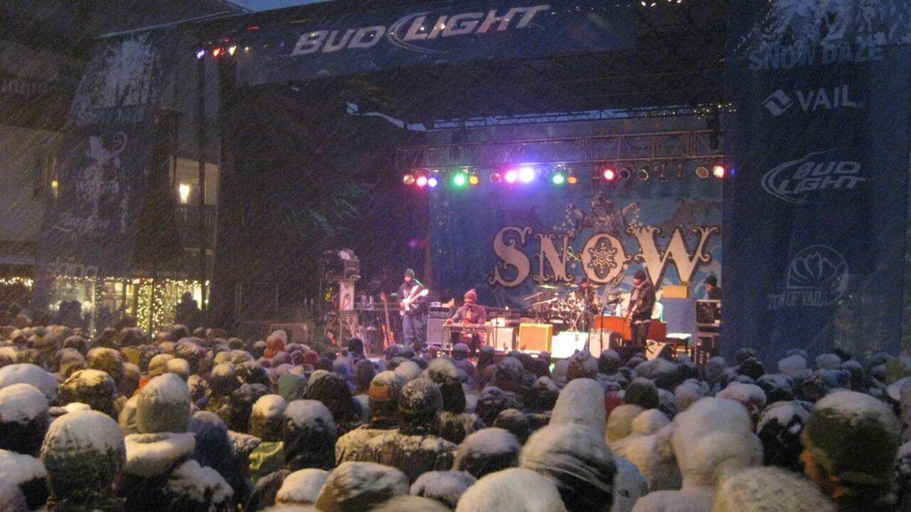 Vail Snow Daze Festival Colorado