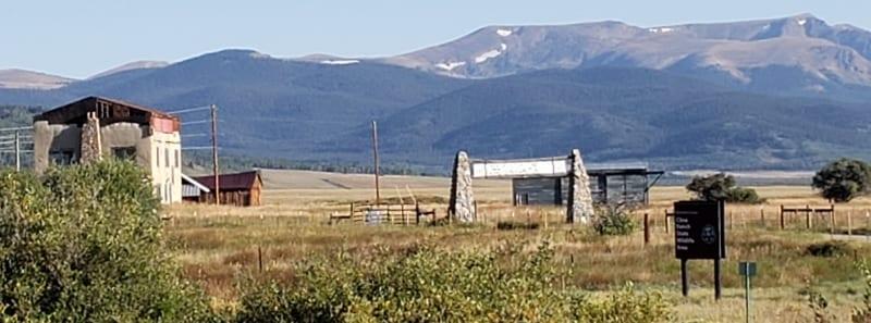 Cline Ranch South Park Colorado