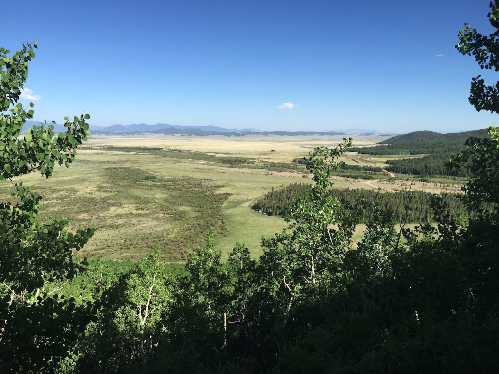 Boreas Pass Como Colorado