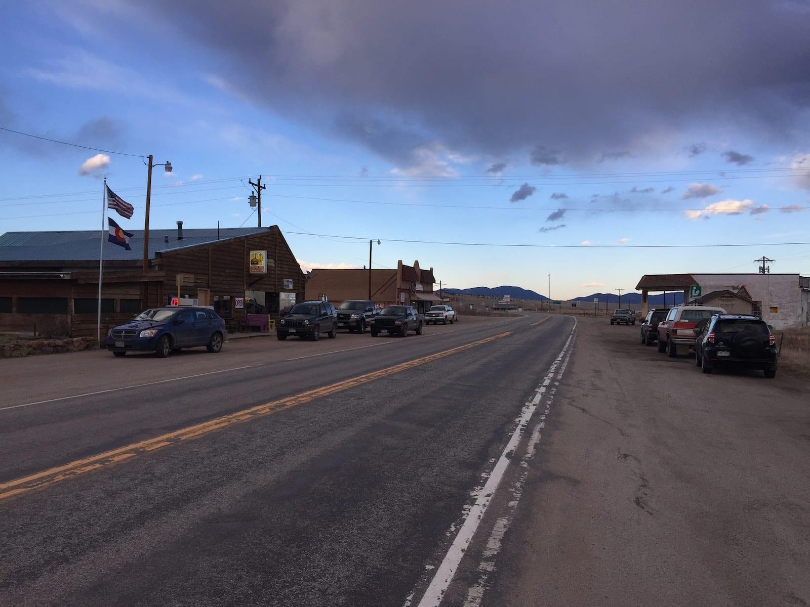 Highline Saloon Highway 24 Hartsel Colorado