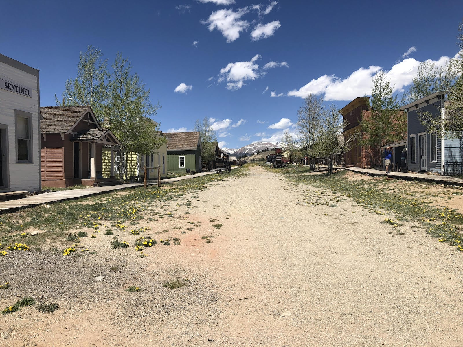 South Park City Colorado Museum Fairplay