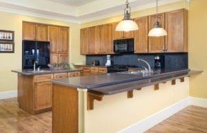 Wyndham Pagosa Kitchen Colorado