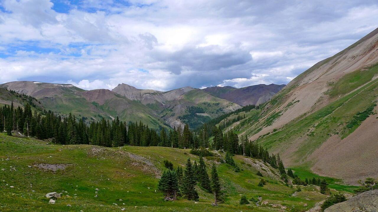 Alpine Loop National Scenic Byway 4x4 Colorado