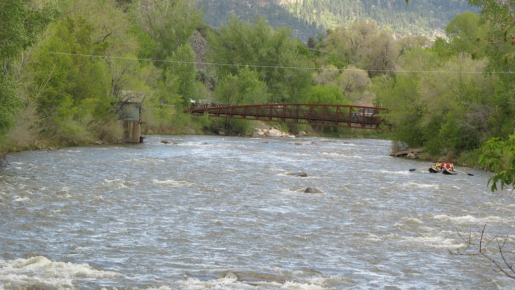 Animas River Fishing Colorado