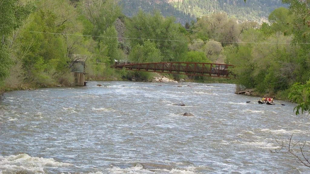 Animas River Fishing Colorado