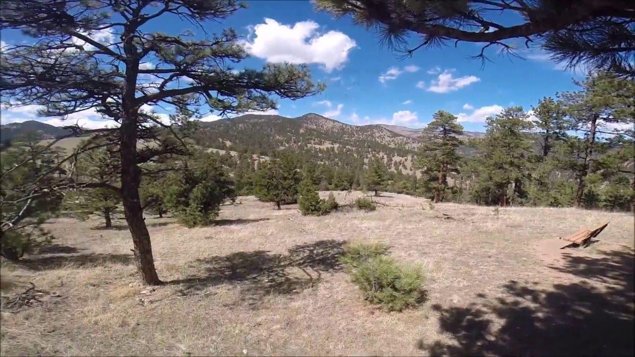 Betasso Preserve Canyon Loop Trail Boulder Colorado Hiking