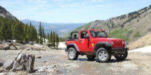 Colorado Off Road Jeep Trail Tomboy Telluride