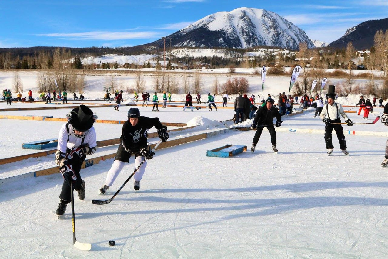 Colorado Pond Hockey Tournament