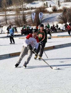 Colorado Pond Hockey Tournament