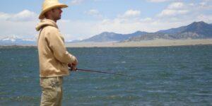 Colorado Trout Fishing Eleven Mile Reservoir