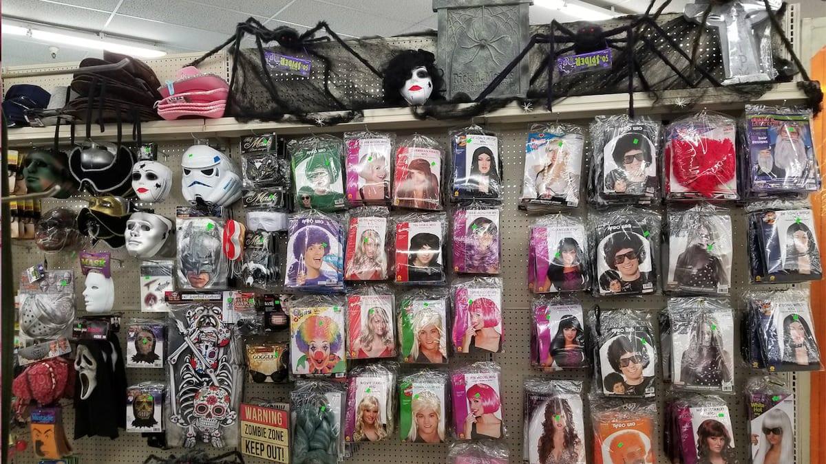 ARC Thrift Store Halloween Denver Colorado