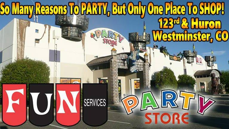 Fun Services Inc Halloween Store Denver Colorado