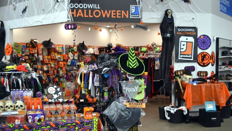 Goodwill Halloween Store Denver Colorado