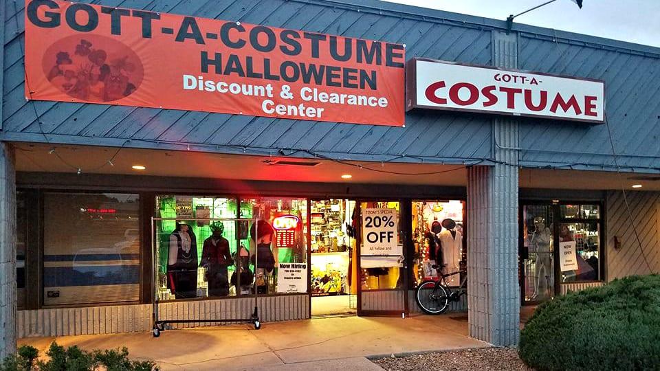 Gott A Costume Halloween Store Denver Colorado