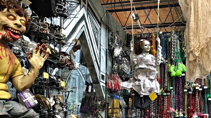 Reinke Brothers Halloween Store Denver Colorado