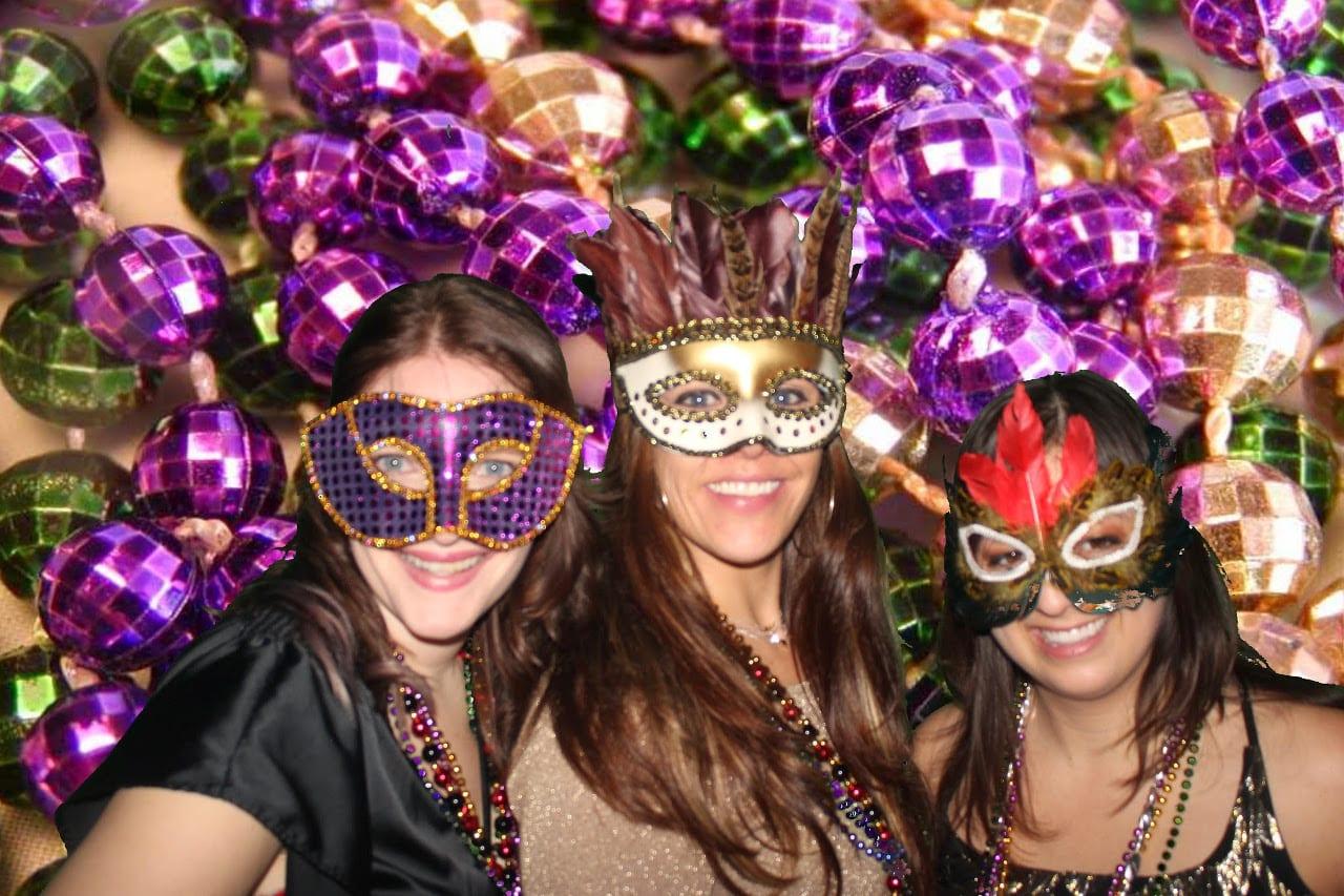 Denver Mardi Gras Masks Colorado