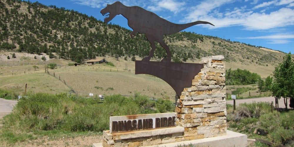 Dinosaur Ridge Morrison Colorado