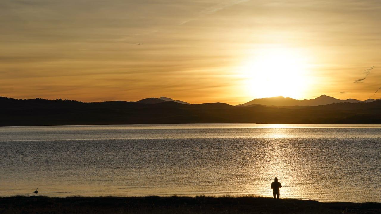 Eleven Mile Reservoir Colorado