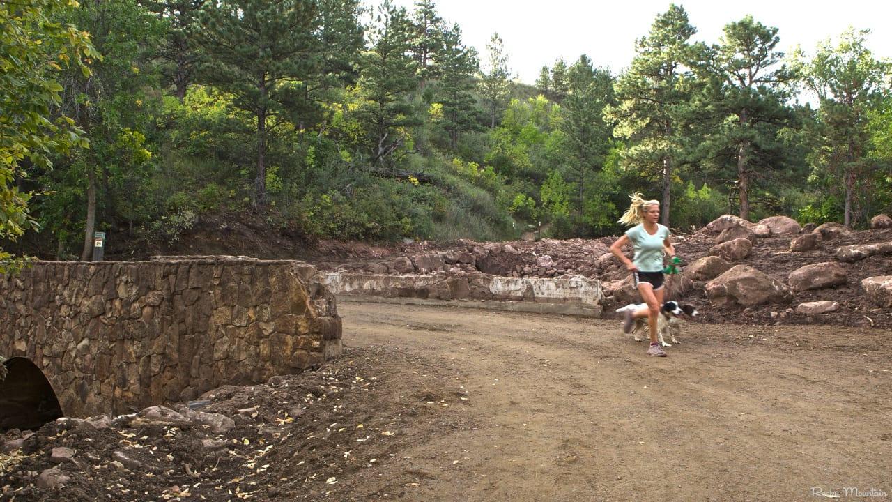 Enchanted Mesa Fire Road McClintock Trail Boulder Colorado