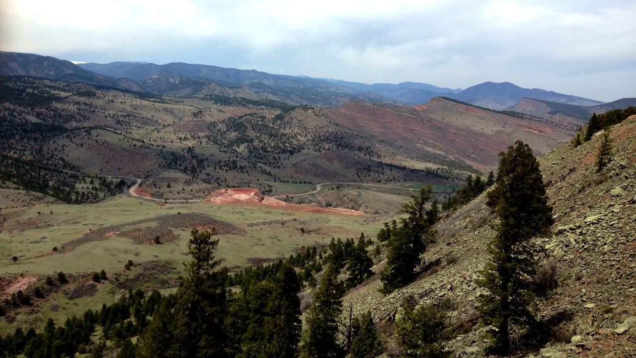 Heil Valley Ranch Hiking Trail Boulder Colorado