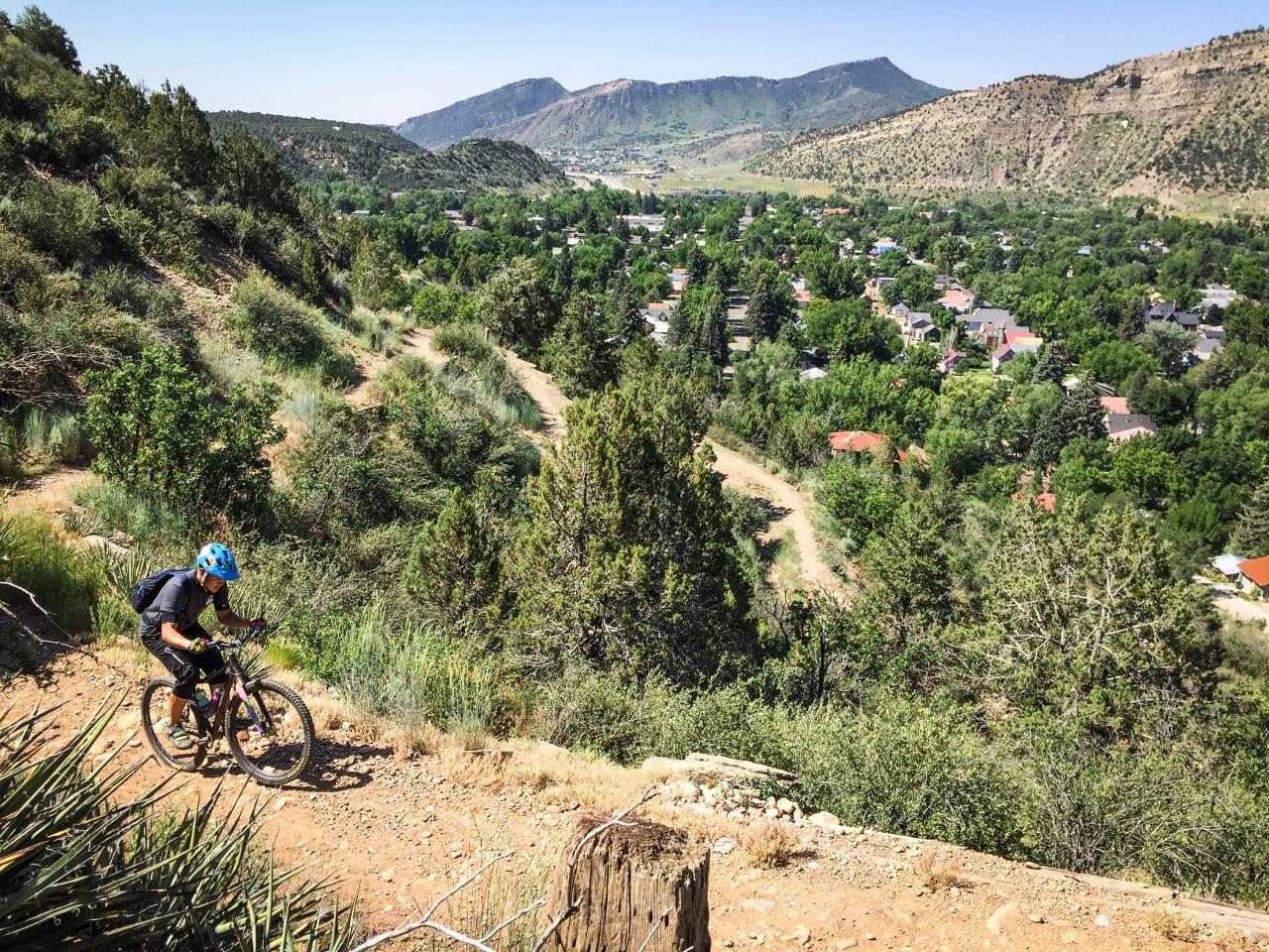 Horse Gulch Pass Durango Mountain Biking