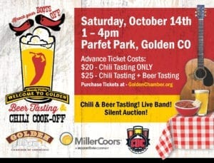 Knock Your Boots Off Chili Cookoff Golden CO