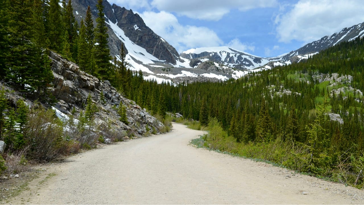 McCullough Gulch Trail Golden Colorado