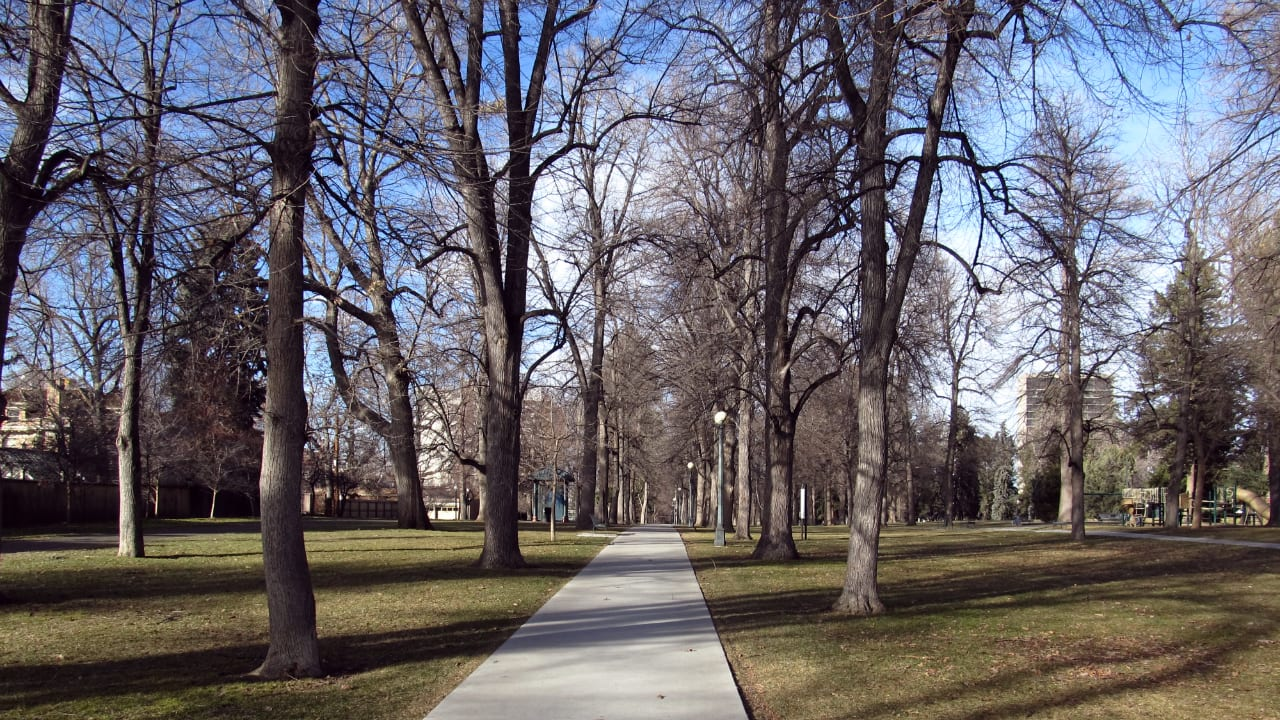 Cheesman Park Haunted Denver Colorado