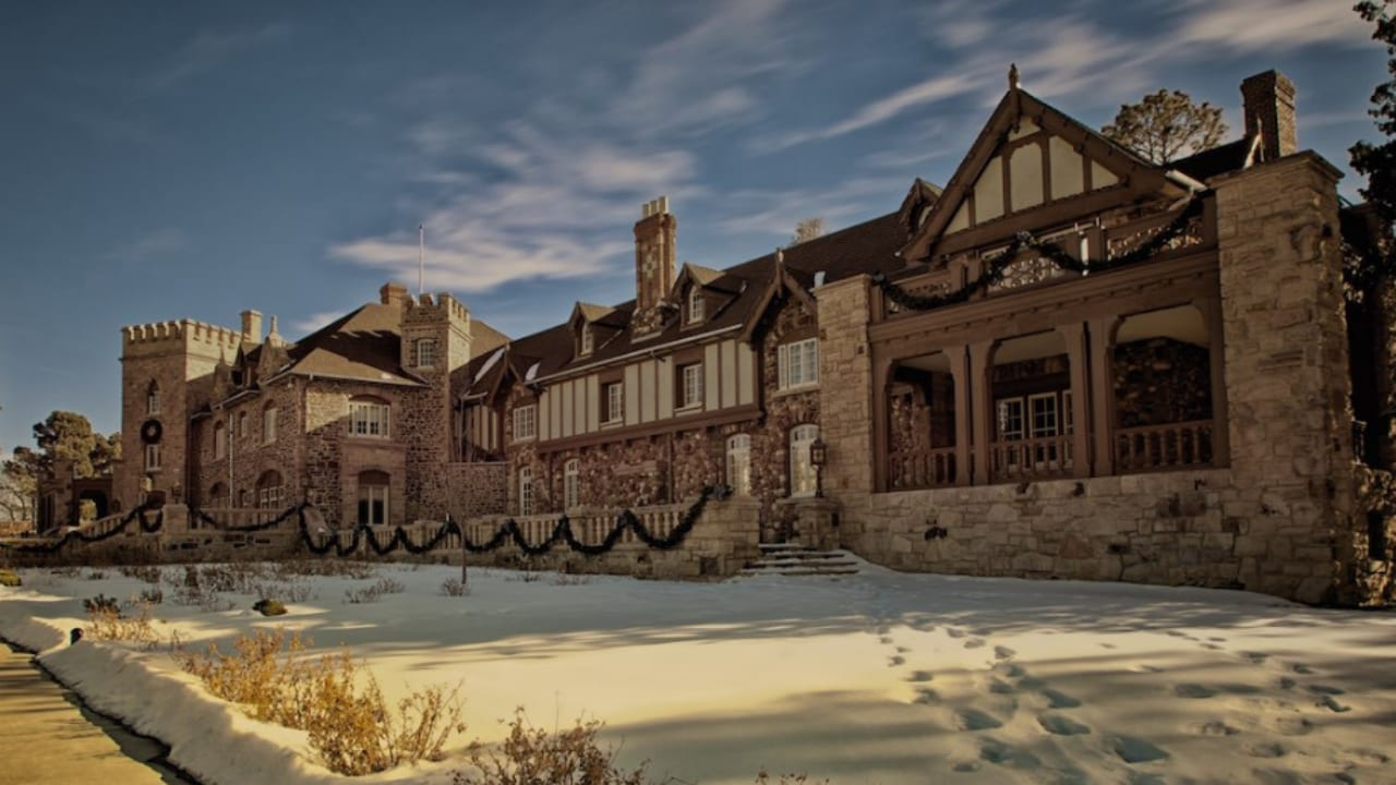 Highlands Ranch Mansion Haunted Colorado