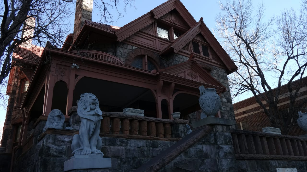 Molly Brown House Haunted Denver Colorado
