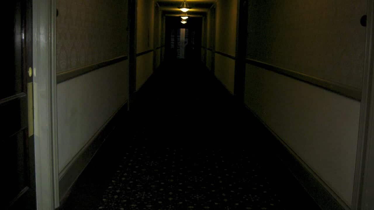 Stanley Hotel Hallways Haunted Estes Colorado