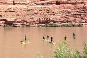 SUP Colorado River Group
