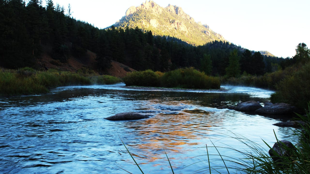 South Platte River Fishing Colorado